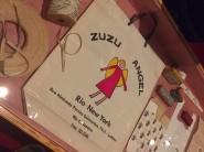 O anjo, logomarca das peças de Zuzu