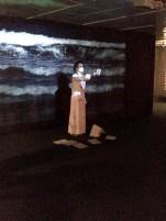 Segunda parte da exposição_ performances