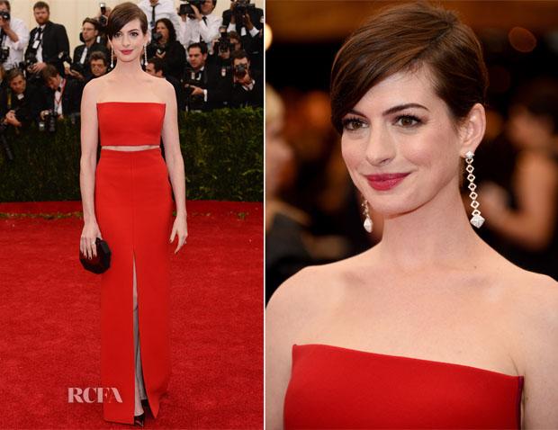 Anne-Hathaway-In-Calvin-Klein-2014-Met-Gala