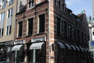 """""""Casa Chanel em Antuérpia"""""""