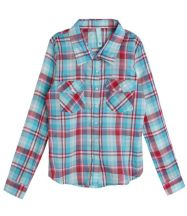 Renner Inf. Camisa Xadrez R$ 69,90_