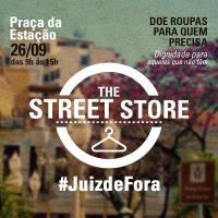 THE STREET STORE EM JUIZ DE FORA