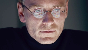 Michael Fassbender em Steve Jobs