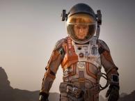 Matt Damon em The Martian